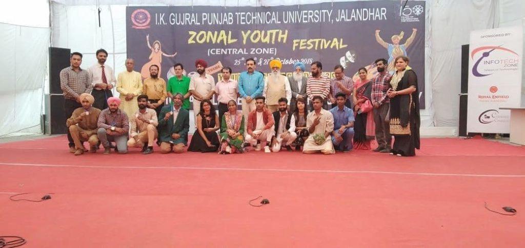 PIMT positions at IKG PTU Youth fest
