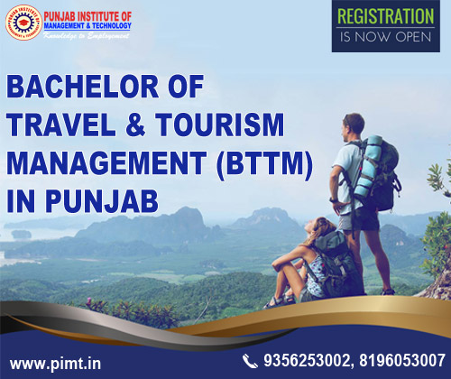 Bachelor of travel and tourism in Punjab