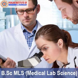 Best BSc MLS College in Punjab