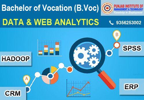 Bachelor of Vocation (B.Voc)