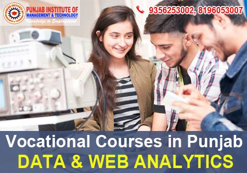 Vocational Courses in Punjab